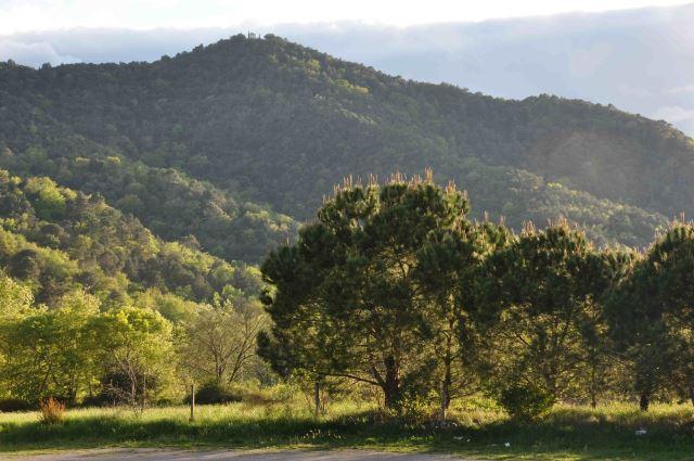 Catalan Hills - approaching Besalu - © Dee Mahan