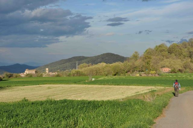 Catalan Hills - approaching Santa Pau - © Dee Mahan
