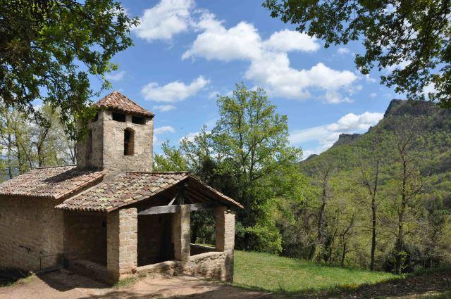 Catalan Hills - Ermita Sant Miquel del Corb - © Dee Mahan