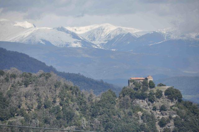 Catalan Hills - Sant Miguel de Falgars - © Dee Mahan
