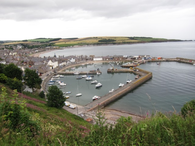 Stonehaven - © William Mackesy