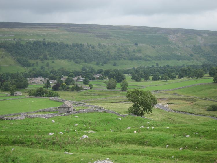 Over Littondale - © William Mackesy