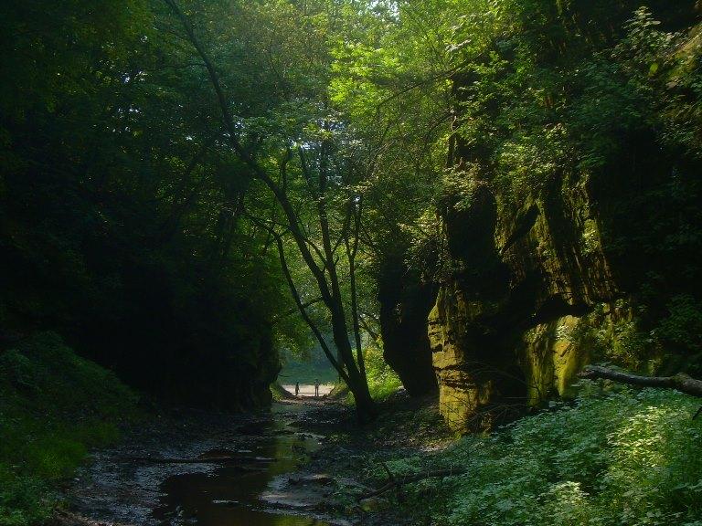 Matthiessen state park - © dylan carlson flickr user