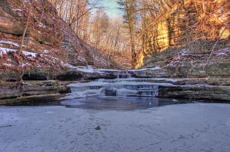 Matthiessen state park - © Kenneth spencer  flickr user
