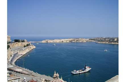 Malta Coastal walk: