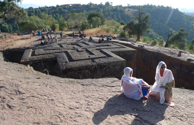 Ethiopia Lalibela Area, Wollo Highlands, , Walkopedia