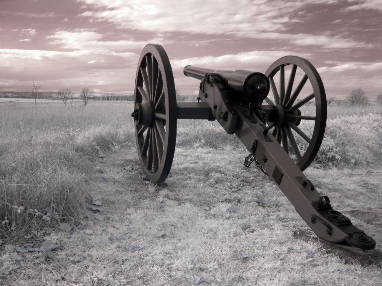 Gettysburg - © Flickr user Zach Stern
