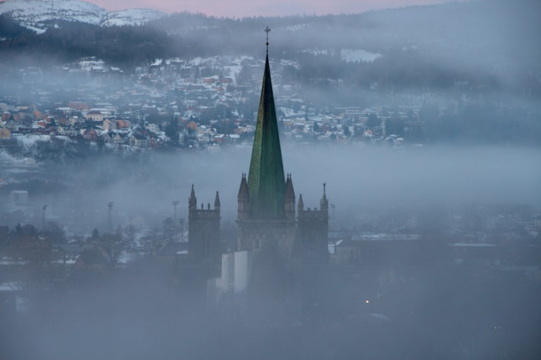 Nidaros Cathedral - © Flickr user Christian Haugen