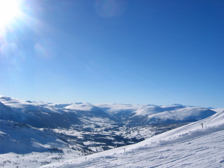 Oppdal - © Flickr user Stig Andersen