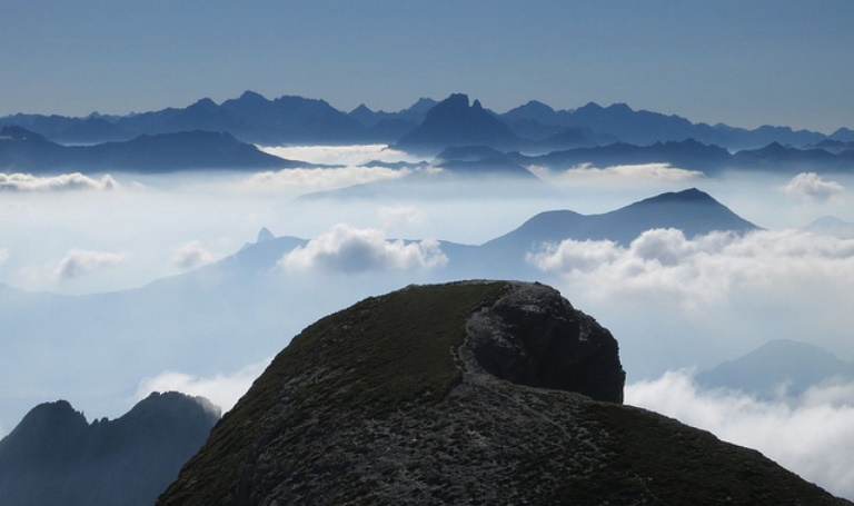 "Pic du Midi d""Ossau - © Flickr user JM Fumeau"