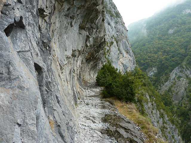 France Pyrenees, Chemin de la Mature, Chemin de la Mature, Walkopedia