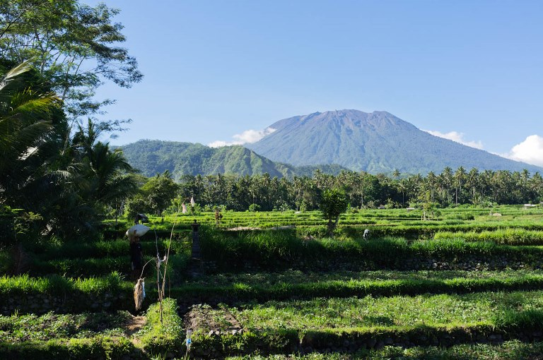 Mount Agung: Dunung Agung - © Flickr user Mat McDermott