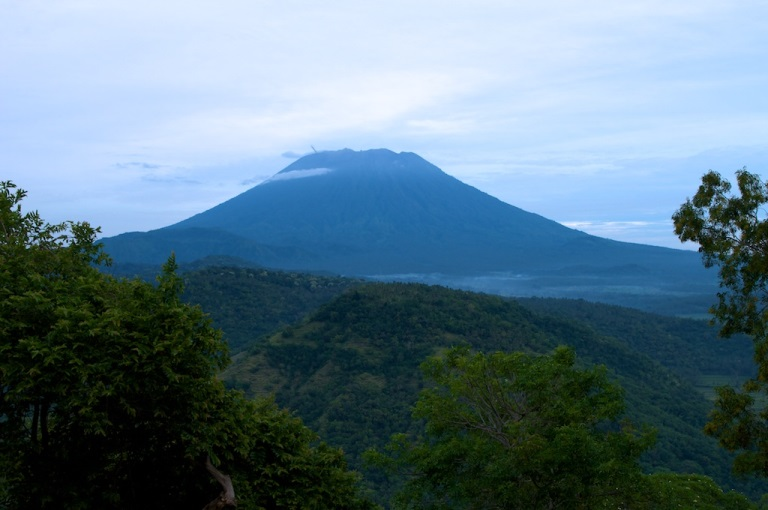 Mount Agung: Mt Agung - ©Flickr user Doogie Ham