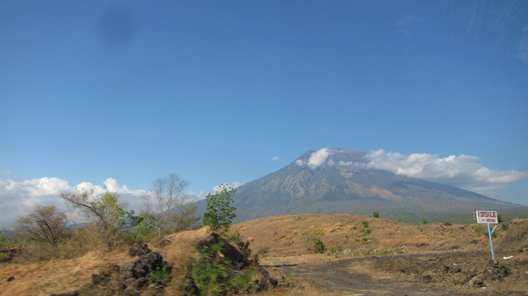 Mt Agung - © Flickr user Jeff