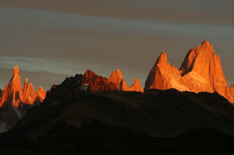 Fitz Roy Massif - © By Flickr user SN1