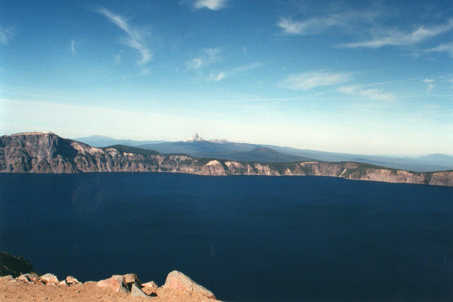 USA North-west, Crater Lake, , Walkopedia