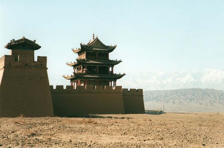 Toward Tibet - © William Mackesy