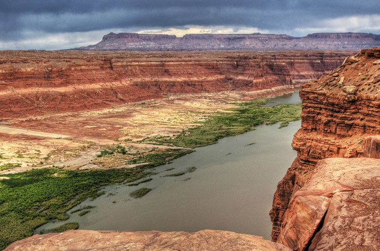 Canyonlands National Park - © By Flickr user WolfgangStaudt