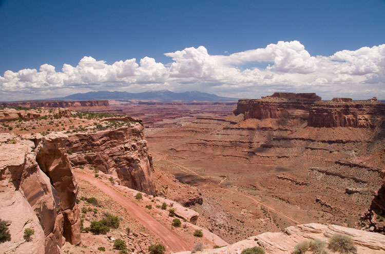 Canyonlands National Park - © By Flickr user ArtBrom