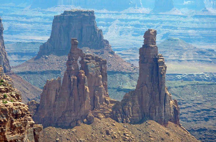 Canyonlands National Park - © By Flickr user AlaskanDude