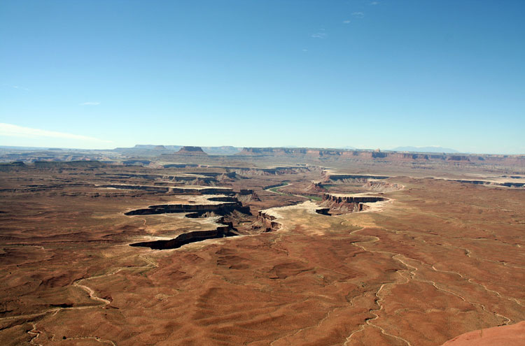 Canyonlands National Park: Canyonlands National Park - © By Flickr user Redeo