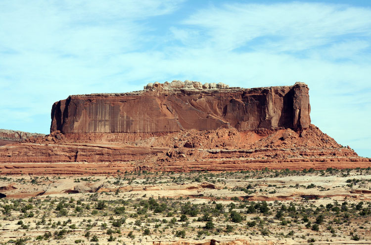 Island in the Sky, Canyonlands National Park - © By Flickr user Redeo