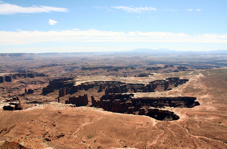 Canyonlands National Park: Island in the Sky, Canyonlands National Park - © By Flickr user Redeo