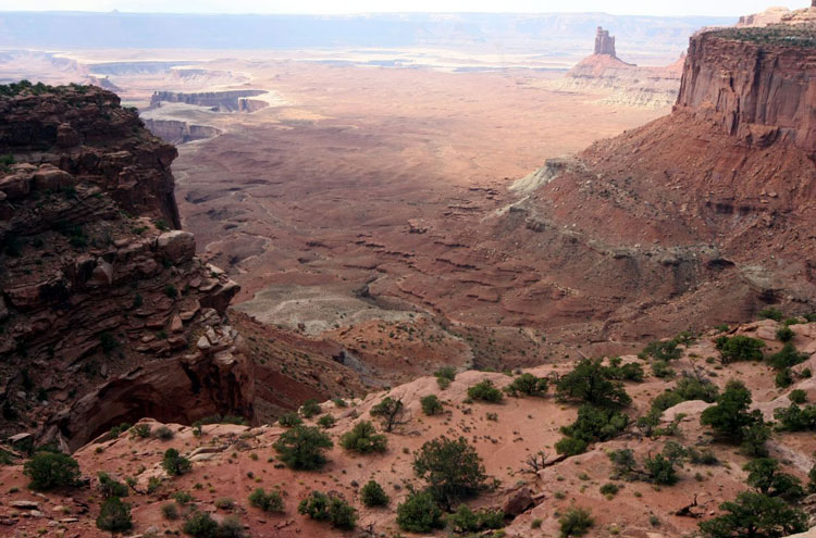 Canyonlands National Park: Canyonlands National Park - © By Flickr user BruceTuten