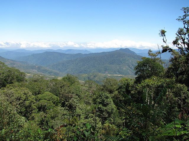 Efogi and Kagi villages from the Kokoda Track - © Flickr user Arthur Chapman