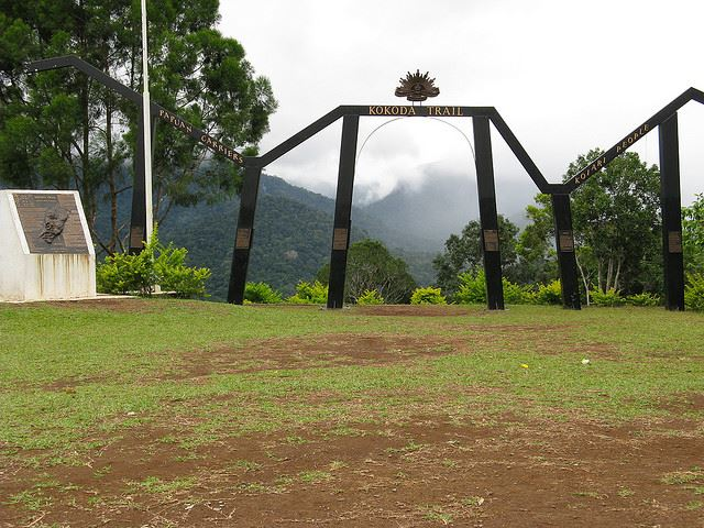 "Final memorial at Ower""s Corner - © Flickr user Arthur Chapman"