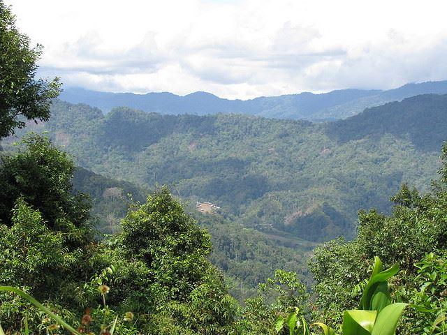 Kagi village from Brigade Hill - © Flickr user Arthur Chapman