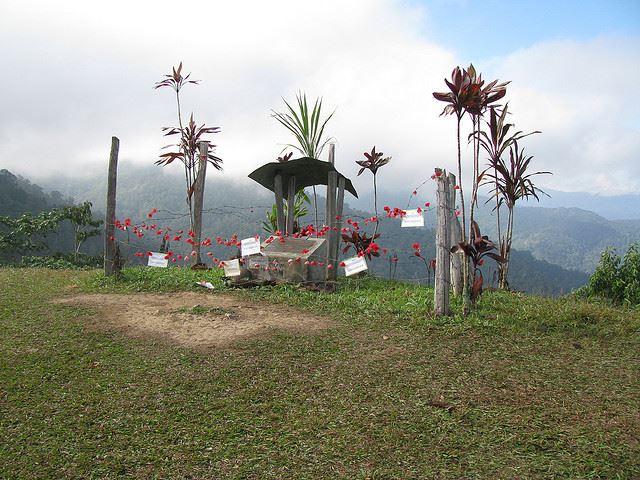 Memorial on Brigade Hill - © Flickr user Arthur Chapman