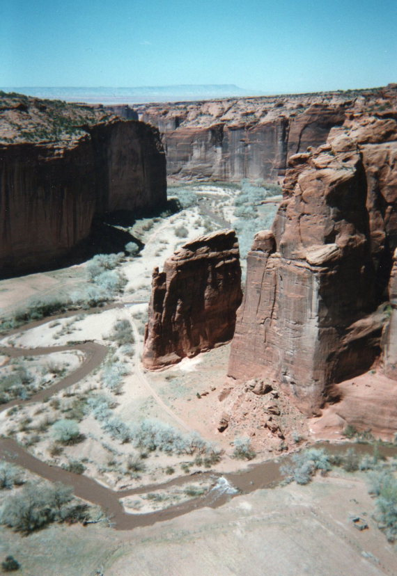 Canyon de Chelly: Canyon de Chelly - © William Mackesy