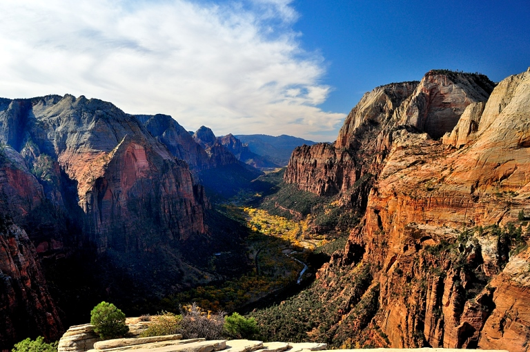 Angels Landing, Zion National Park - ©Andrew Mace