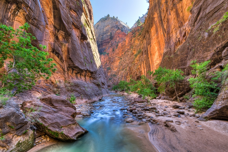 Zion National Park - The River Less Traveled  - © Jeff Krause