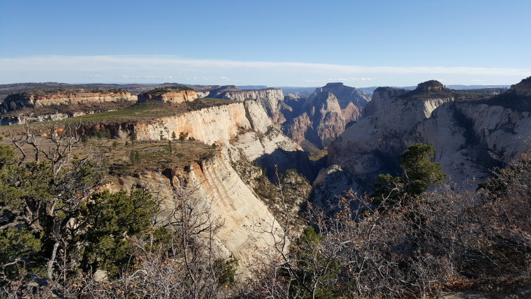 west rim trail - © William Mackesy