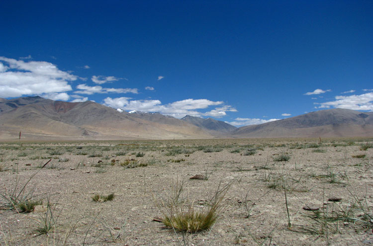Ladakh Stark Landscape - © By Flickr user mckaysavage