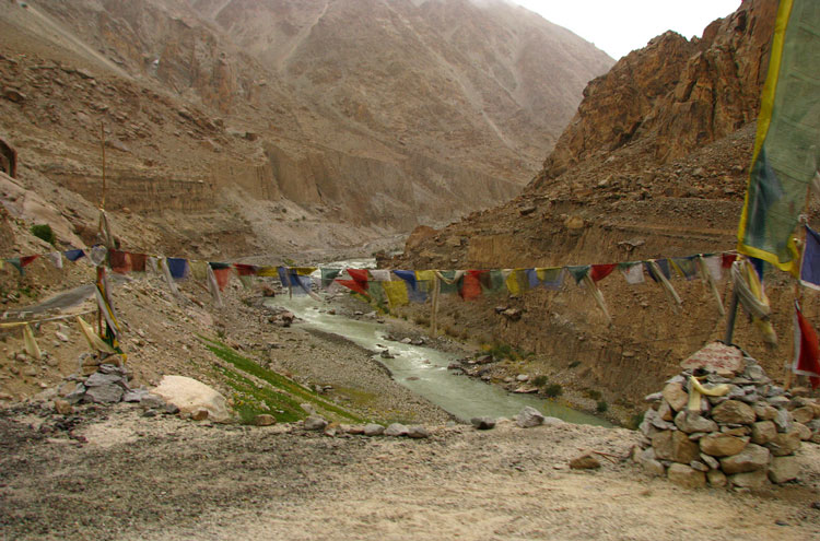 India, Ladakh, Indus - © By Flickr user mckaysavage
