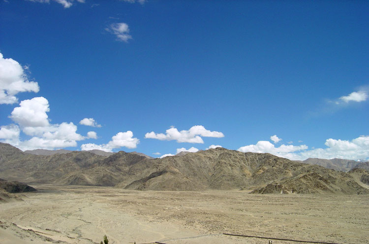 Ladakh Landscape - © By Flickr user r_rajni