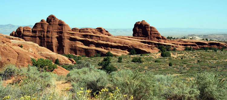 Arches National Park: Arches National Park - © By Flickr user Redeo