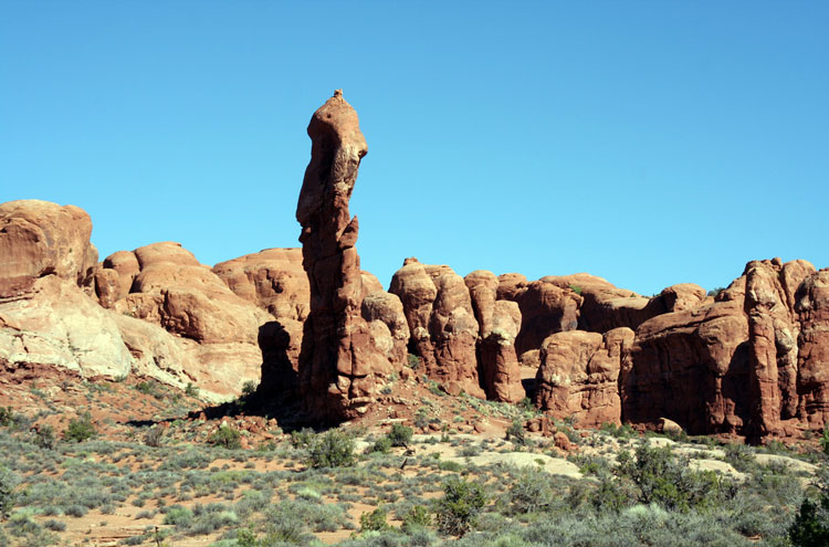 Arches National Park - © By Flickr user Redeo