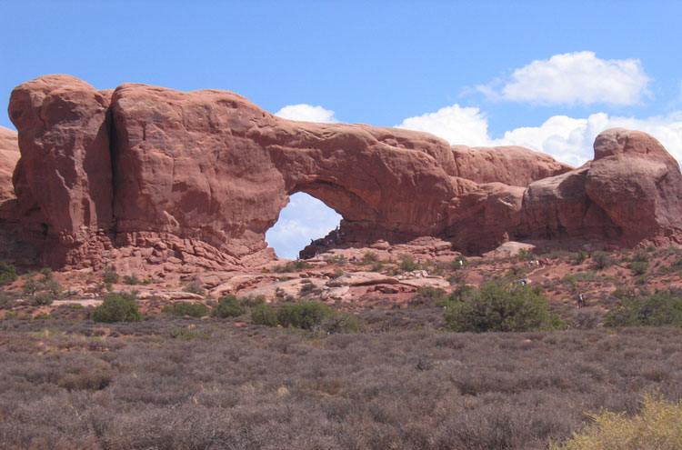 Arches National Park: Arches National Park - © By Flickr user TheJaneCollection
