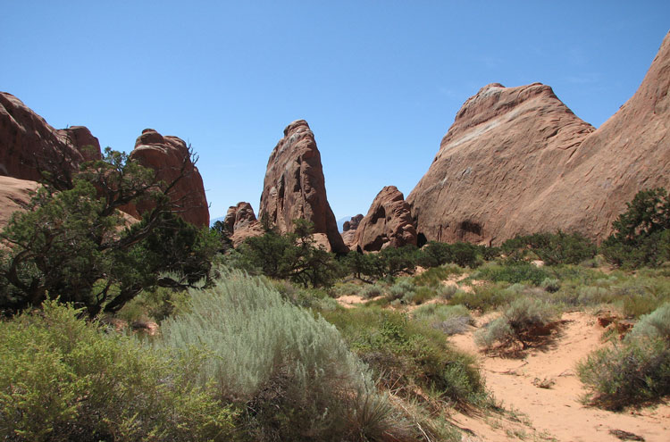 Arches National Park - © By Flickr user BA Bowen Photography
