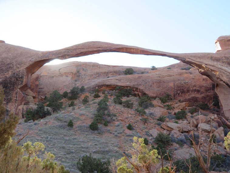 Arches National Park: How does it stay up... - © William Mackesy