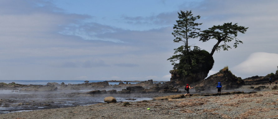 Beachwalking. West Coast Trail  - © Flickr user Paxson Woelber_files