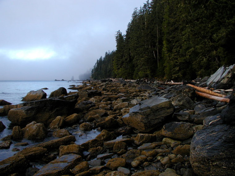 West Coast Trail - © Flickr Richard Allaway_files