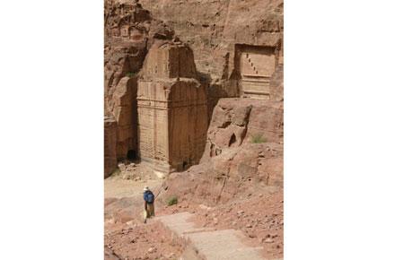 Petra Area: © William Mackesy