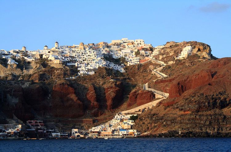 Santorini - © By Flickr user SvetlanaZhukova