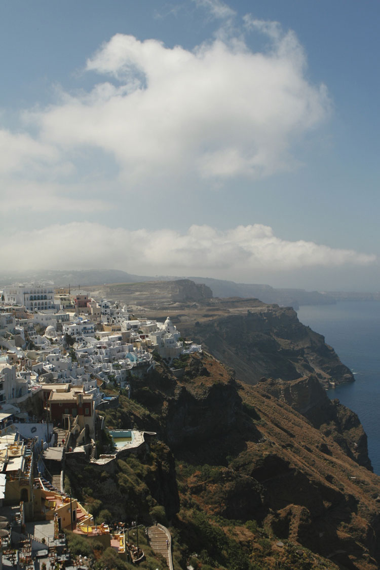 Fira, Santorini - © By Flickr user AlexanderVi