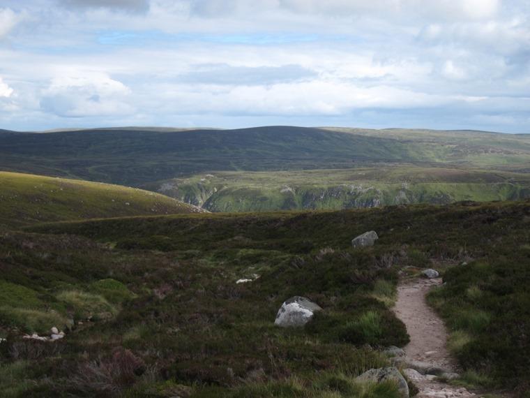 Lochnagar and Loch Muick: © William Mackesy